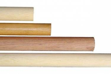 Hardwood-Dowels