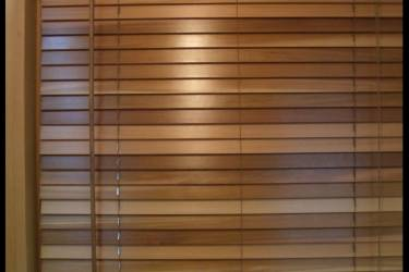 Blinds Cedar Wood