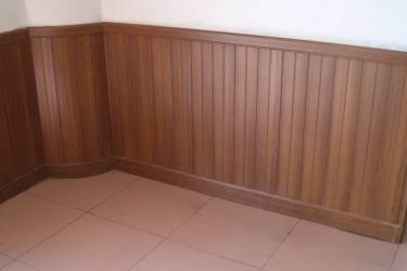 Wainscotting